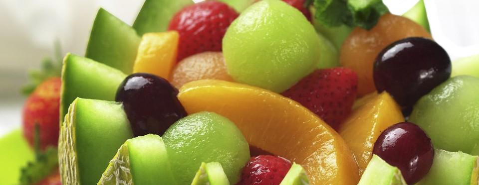 Taller De Decoración Con Frutas Y Verduras Naturales