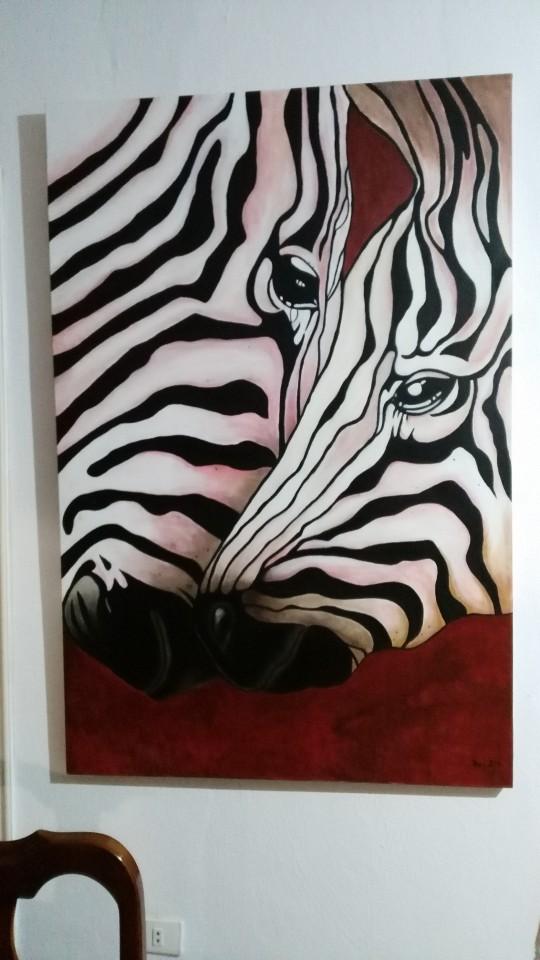 Título:Las cebras enamorados Autora:  Carmita_666@hotmail.com
