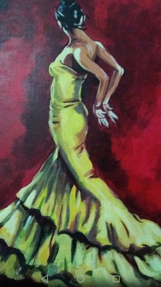 Título: Flamenca   Autora: Cynthia
