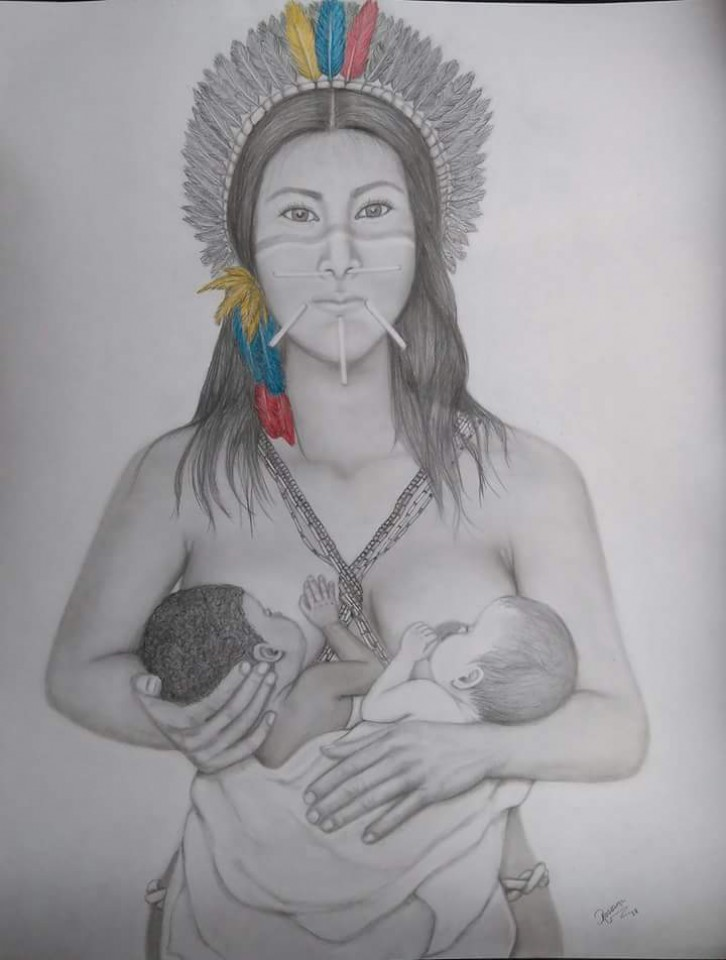 Título: Venezuela, la madre que no distingue colores