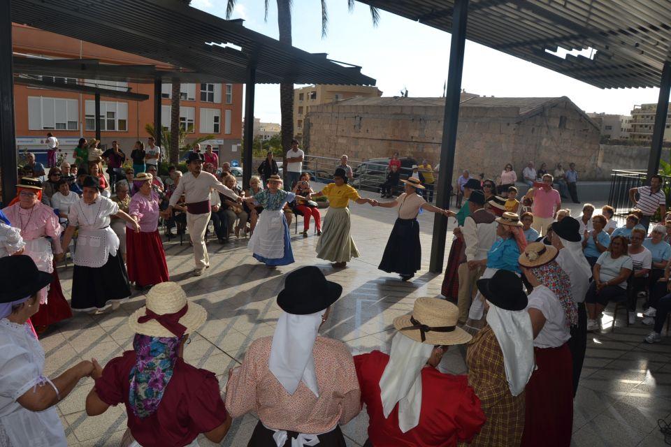 Tradiciones Folcloricas curso 2012/2013