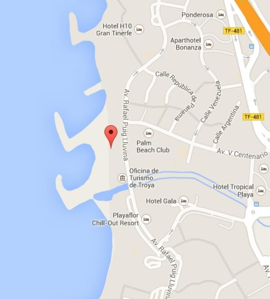 Puesto de vigilancia - Playas del Troya I, II y Playa del Bobo